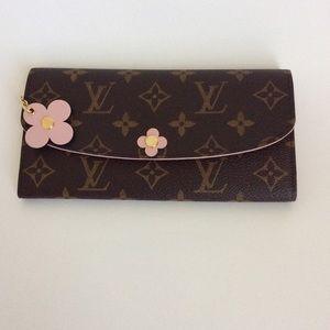 Louis Vuitton Emilie Limit Edition Wallet.